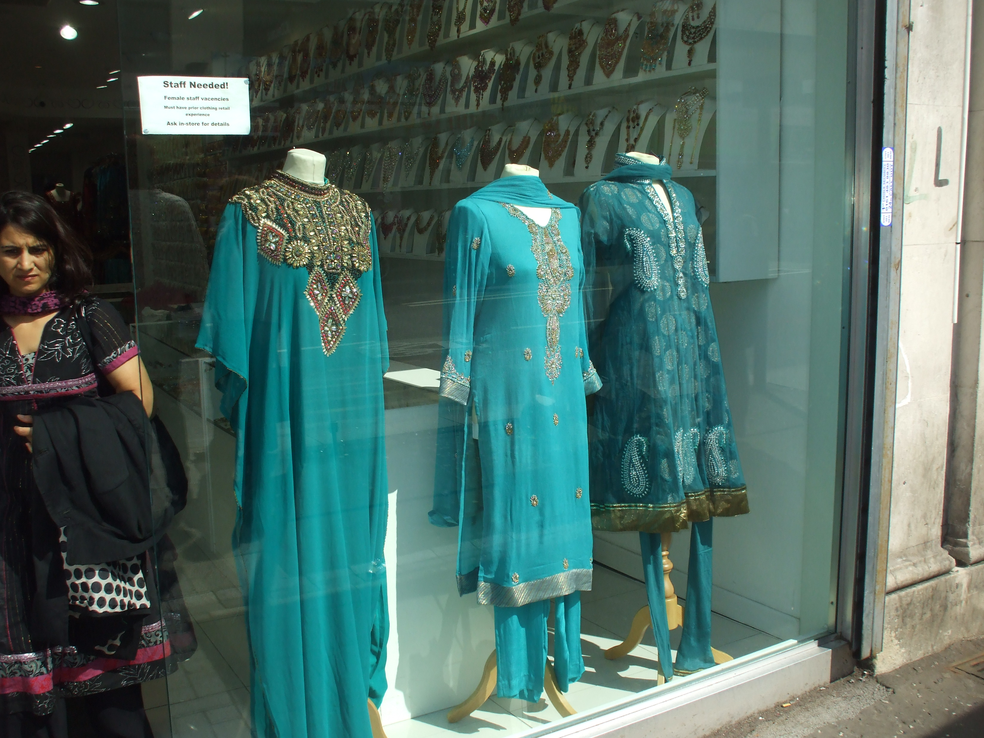 The Curry Mile ~ Asian fashion…. | GHOSTLY TOM\'S TRAVEL BLOG…..