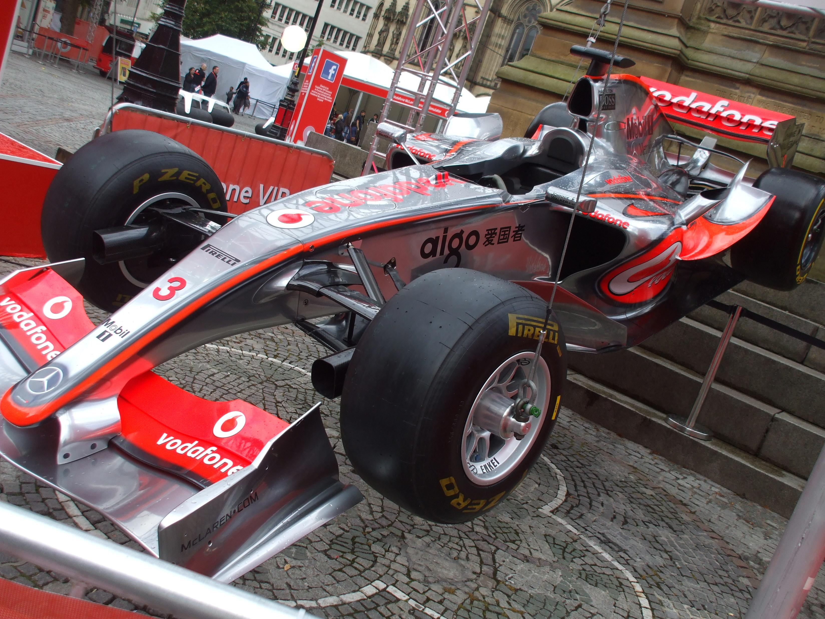Alfa img showing gt f1 go kart