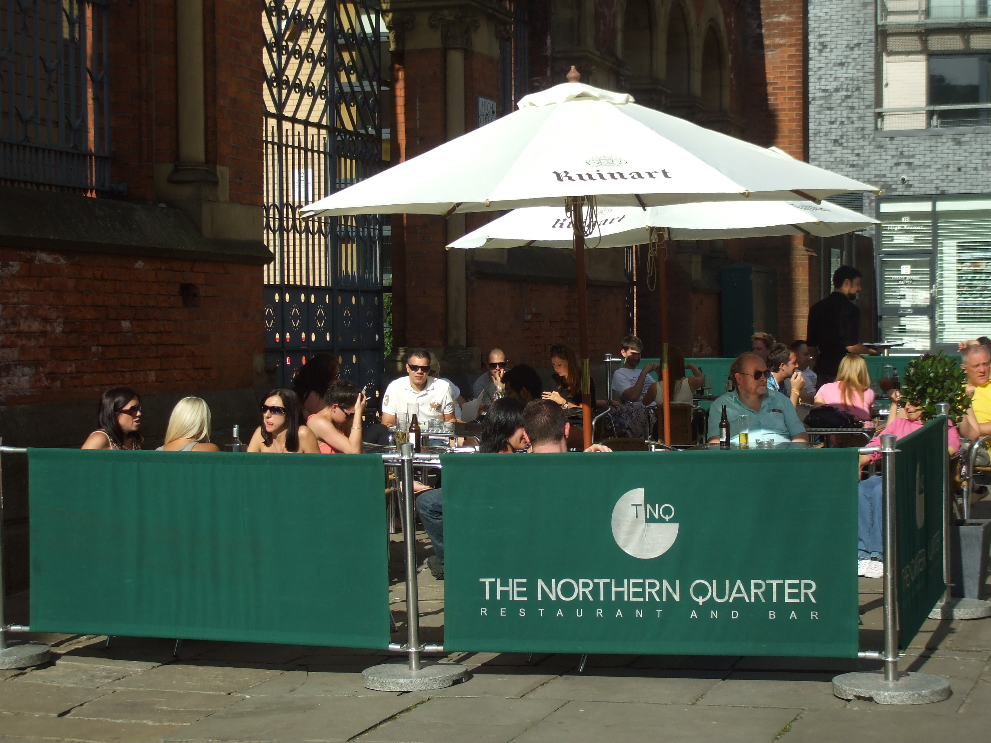 We did have summer 1 ghostly tom 39 s travel blog for Terrace northern quarter