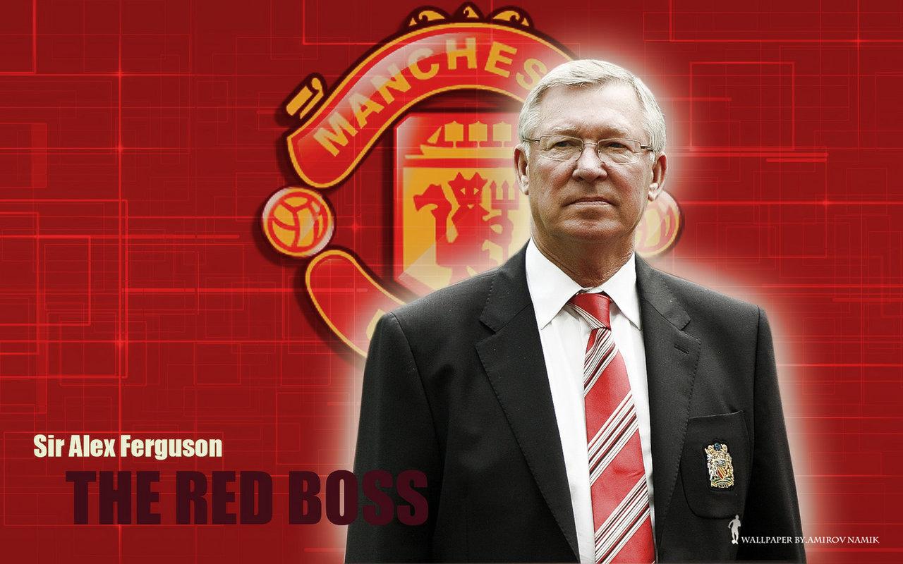 Sir Alex Ferguson….