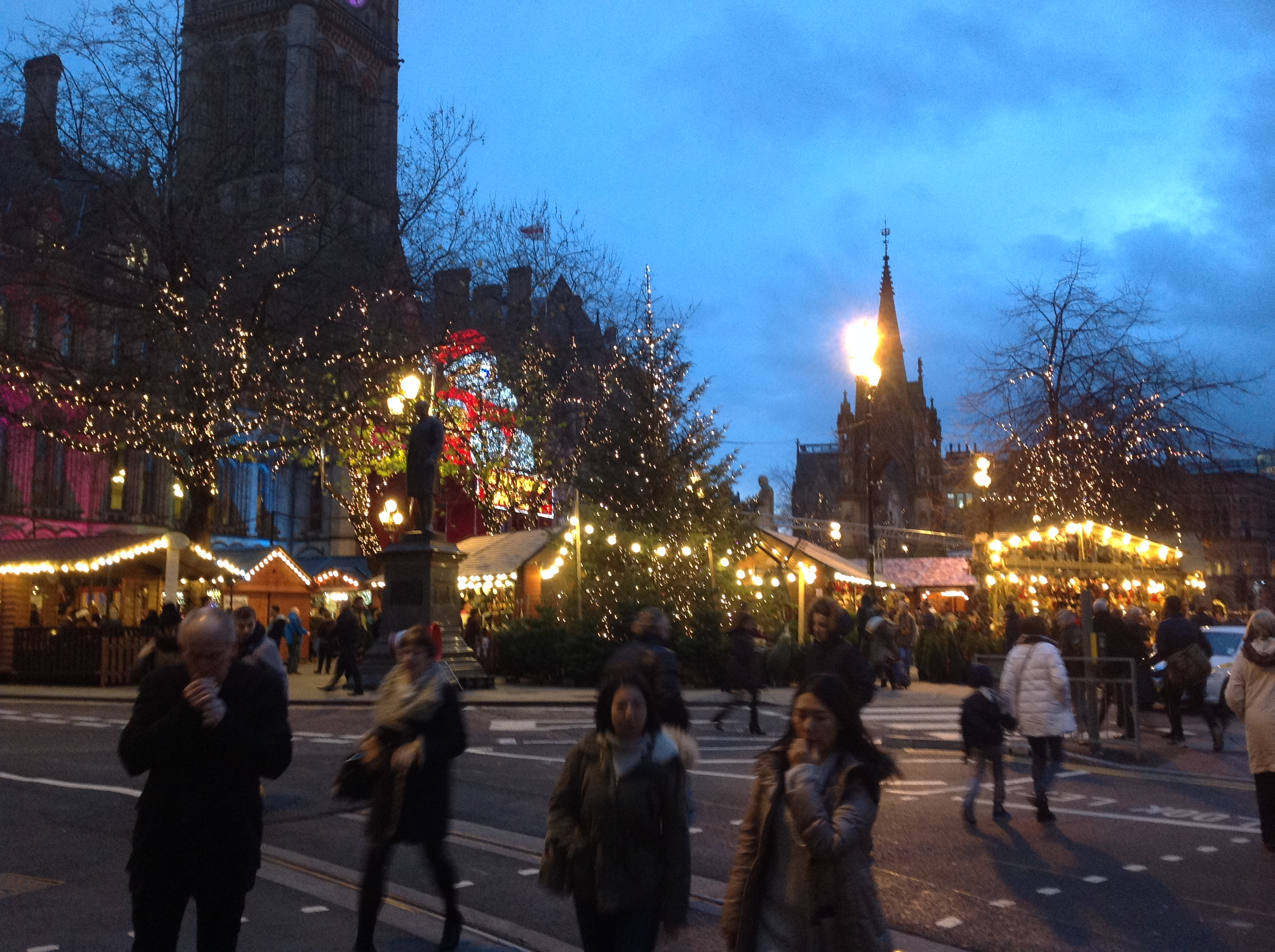 Manchester | GHOSTLY TOM'S TRAVEL BLOG…