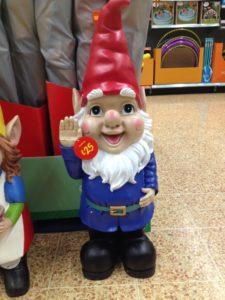 Asda Gnomes Ghostly Tom S Travel Blog