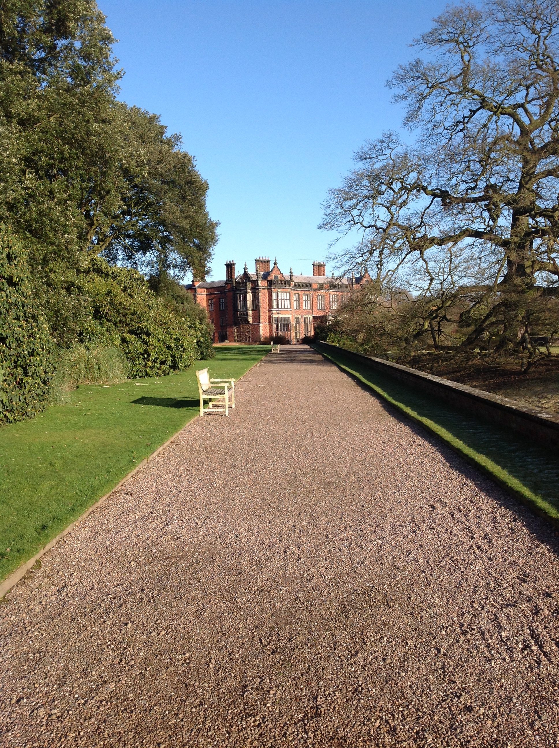 Arley Hall/Arrow House… | GHOSTLY TOM\'S TRAVEL BLOG…..